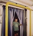 Perdele PVC pentru camere frigorifice si masini